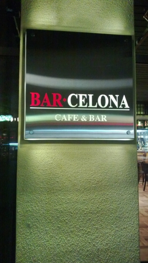 Bar'celona Cafe & Bar