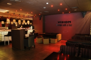 Vision Lounge Cafe & Bar